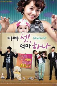 Three Daddies with One Mommy Drama Episodes Watch Online