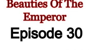 Beauties Of The Emperor Episode 30 English Subbed Watch Online
